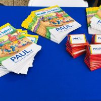 Paul Powell manuals and coasters day of kings