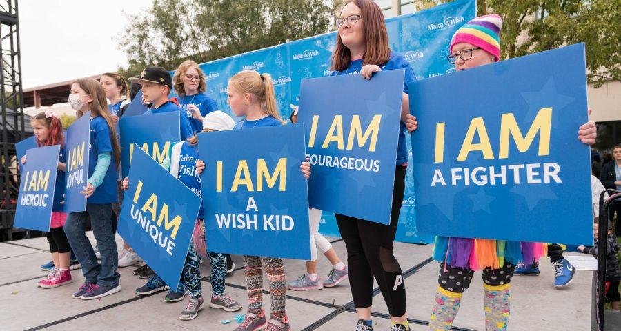 wish kids make-a-wish foundation