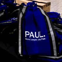 Paul Powell bag day of kings