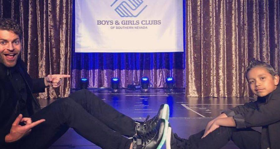 Nevada Sneaker Ball Boys and Girls Club