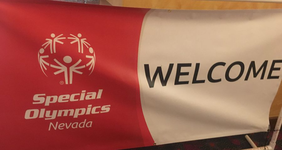 Special Olympics Welcome