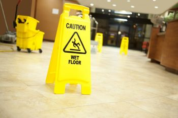 slip and falls