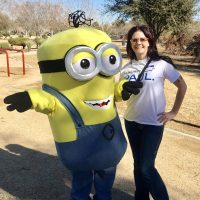 Minion and staff community picnic 2019