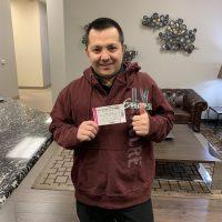 Ticket giveaway 2019