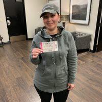 2019 Ticket giveaway