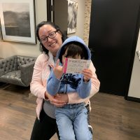Parent and child 2019 ticket giveaway