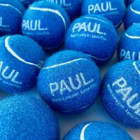 Paul Powell tennis balls