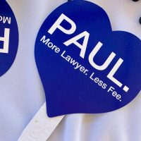 Paul Powell heart