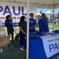 Paul Powell crew