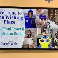 Make-A-Wish Ice Cream Social