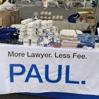Paul Paul Giveaways - Walk for Wishes 2020