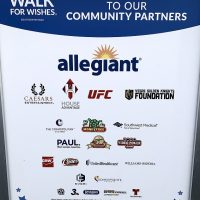 Sponsor Sign - Walk-for-Wishes 2020